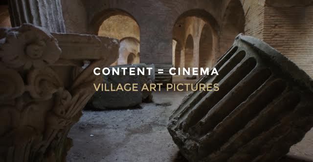Victor Mignatti launches Village Art Pictures