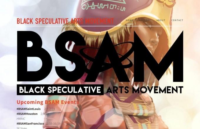 Black Speculative Arts Movement (BSAM)