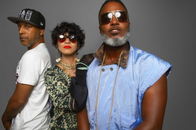 Digable Planets exclusive livestream performance on Sessions